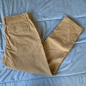 Goodfellow & Co Pants - Goodfellow & Co Athletic Fit Chinos Hem & Tapered